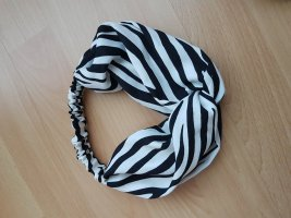 Only Ribbon white-black