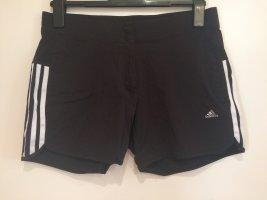 Schwarze Adidas Sport Shorts, Gr. 38