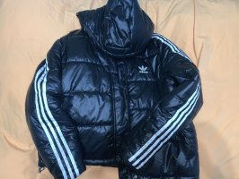 Adidas Originals Winterjack wit-zwart