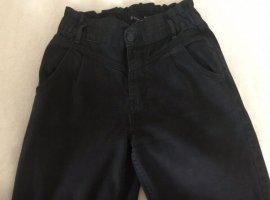 Amisu Workowate jeansy czarny