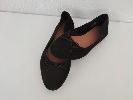 H&M Ballerine en pointe noir