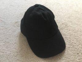 Schwarze Baseball Cap