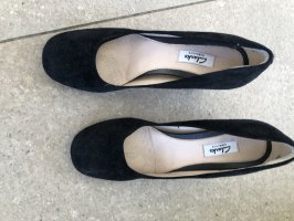 Clarks Loafers black