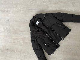 Bershka Bomber Jacket black