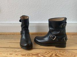 Frye Booties black leather