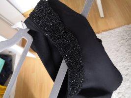 Schwarze Bluse Gr. 42