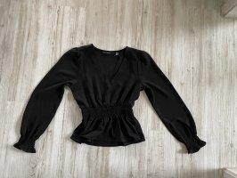 Schwarze Bluse Vero Moda