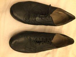 Liebeskind Chaussures à lacets noir cuir
