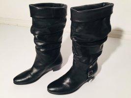 Schwarze Ca'd'oro Venezia Damen Größe 37 aus Leder - ungetragen!