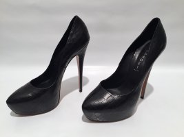Casadei High Heels black leather