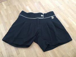 Schwarze Christian Dior Shorts