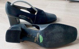 Gabor Chaussure décontractée noir cuir