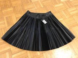 Amy Gee Jupe à plis noir