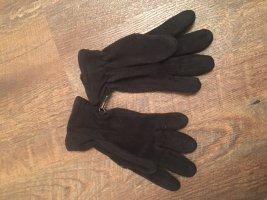 Rękawiczki polarowe czarny