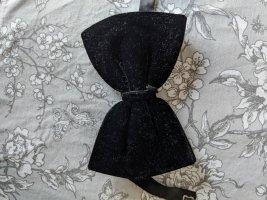 Vintage Pochet zwart Viscose