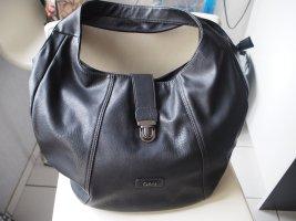 schwarze Handtasche von Gabor