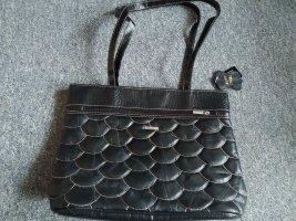 schwarze Handtasche von Stefano® - neu
