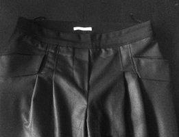 3 Suisses Spodnie ze stretchu czarny Poliester