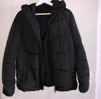 Schwarze Jacke