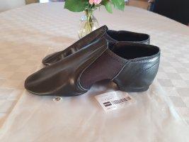 Schwarze Jazz Schuhe