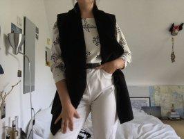 Gipsy Fake Fur Vest black
