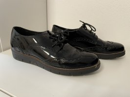 Post Xchange Wingtip Shoes black