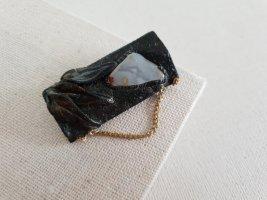 Spilla antracite-nero