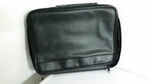 Schwarze Laptop Tasche