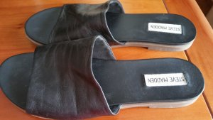 Steve Madden Comfortabele sandalen zwart