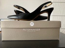 Schwarze Lederslings von Peter Kaiser