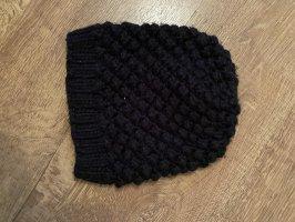 H&M Cappello a maglia nero
