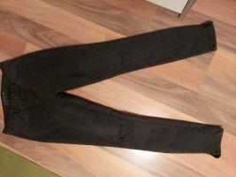 Schwarze Only-Skinny-Jeans 27/32