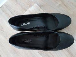 Ariane Escarpin compensé noir