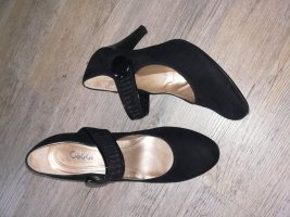 Gabor Comfort Backless Pumps black