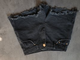 schwarze River Island Shorts