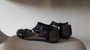 Tamaris T-Strap Sandals multicolored