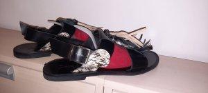 Schwarze Sandalen von doria maria