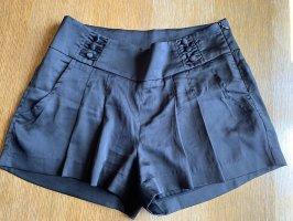 Schwarze schicke Shorts