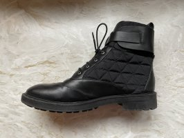 Esprit Lace-up Booties black