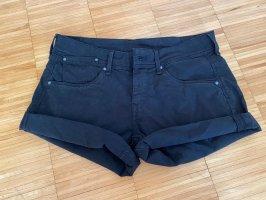 Schwarze Shorts Pepe Jeans Gr. 27