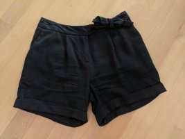 Schwarze Shorts von H&M Conscious Collection