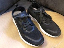 Bugatti Lace-Up Sneaker black