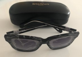 Schwarze Sonnenbrille, Balmain, Neu