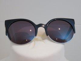H&M Bril zwart kunststof