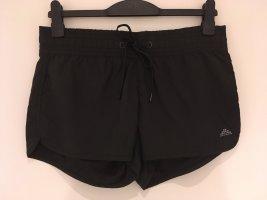 Schwarze Sport-Shorts von H&M in Größe 38