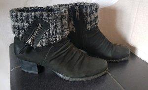 Tamaris Bottine d'hiver noir-gris