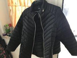 Capsule Gewatteerd jack zwart Polyester