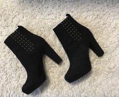 H&M Botas deslizantes negro