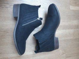 Schwarze Stiefeletten Graceland 38