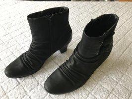 Caprice Stivaletto con zip nero